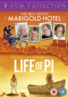 The Best Exotic Marigold Hotel/Life of Pi - DVD