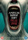 American Horror Story: Freak Show - The Complete Fourth Season - DVD