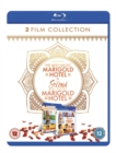 The Best Exotic Marigold Hotel/The Second Best Exotic Marigold... - Blu-ray