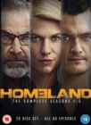 Homeland: The Complete Seasons 1-5 - DVD