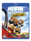 Alvin and the Chipmunks: Road Chip - Blu-ray