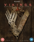 Vikings: Season 4 - Volume 1 - Blu-ray