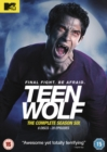 Teen Wolf: The Complete Season Six - DVD