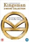 Kingsman - 2-movie Collection - DVD