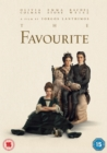 The Favourite - DVD