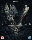 Vikings: Season 5 - Volume 2 - Blu-ray