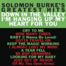 Solomon Burke's Greatest Hits - CD