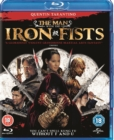 The Man With the Iron Fists - Blu-ray