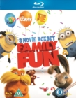 Hop/Despicable Me/The Lorax - Blu-ray