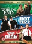Shaun of the Dead/Hot Fuzz/The World's End - DVD