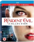 Resident Evil: 1-4 Collection - Blu-ray