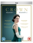 The Crown: Season One and Two - Blu-ray