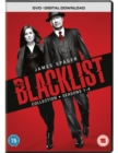 The Blacklist Collection: Seasons 1-4 - DVD