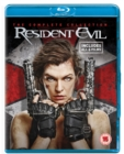 Resident Evil: The Complete Collection - Blu-ray