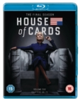 House of Cards: The Complete Final Season - Blu-ray