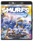 Smurfs - The Lost Village - Blu-ray