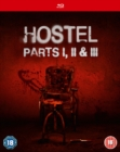 Hostel: Parts I, II & III - Blu-ray
