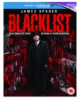 The Blacklist: The Complete First, Second & Third Seasons - Blu-ray