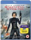 Resident Evil: Retribution - Blu-ray
