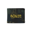 David Bowie Japan Tour Wallet - Merchandise