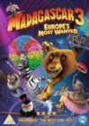 Madagascar 3 - Europe's Most Wanted - DVD