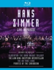 Hans Zimmer: Live in Prague - Blu-ray