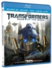 Transformers: Dark of the Moon - Blu-ray