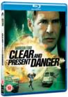 Clear and Present Danger - Blu-ray
