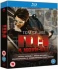 Mission Impossible 1-4 - Blu-ray