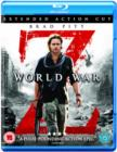 World War Z: Extended Action Cut - Blu-ray