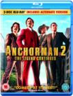 Anchorman 2 - The Legend Continues - Blu-ray