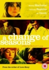 A   Change of Seasons - DVD
