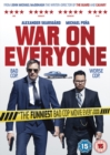 War On Everyone - DVD