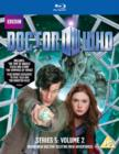 Doctor Who - The New Series: 5 - Volume 2 - Blu-ray