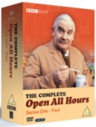 Open All Hours: The Complete Series 1-4 - DVD