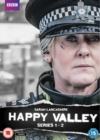 Happy Valley: Series 1-2 - DVD