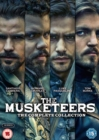 The Musketeers: The Complete Collection - DVD
