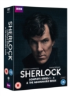 Sherlock: Complete Series 1-4 & the Abominable Bride - DVD