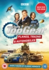 Top Gear: Planes, Trains & Automobiles - DVD