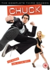 Chuck: The Complete Third Season - DVD