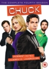 Chuck: The Complete Fourth Season - DVD
