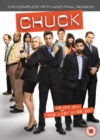 Chuck: The Complete Fifth and Final Season - DVD