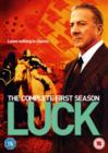 Luck: The Complete First Season - DVD