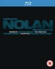 Christopher Nolan Director's Collection - Blu-ray
