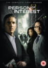 Person of Interest: The Complete First Season - DVD