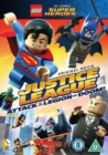 LEGO: Justice League - Attack of the Legion of Doom - DVD
