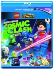 LEGO: Justice League - Cosmic Clash - Blu-ray