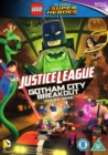 LEGO: Justice League - Gotham City Breakout - DVD