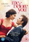 Me Before You - DVD