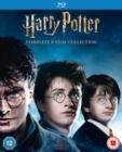 Harry Potter: Complete 8-film Collection - Blu-ray